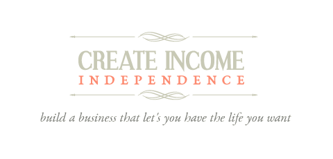 Create Income Independence